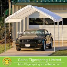 carports PE material car awning tent