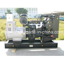 Gerador diesel silencioso de 45kVA com motor Perkins