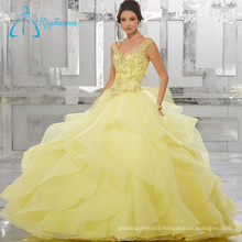 Organza Satin Ball Gown Customize Your Own Quinceanera Dress