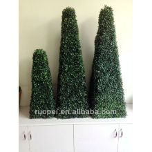 indoor and outdoor artificial tree planting shrubs