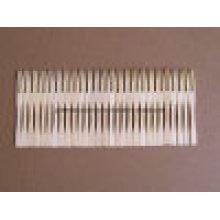 Broche de bambu / espetos de bambu