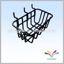 China manufacturer best selling good quality shampoo shelf bathroom metal wire hanging corner shelf baskets