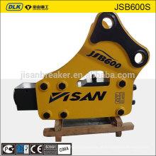 JSB1600S Modell JISAN Marke Hydraulikbagger Brecher für 20-25 Tonnen Bagger