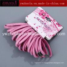 Эластичный орнамент для волос для женщин