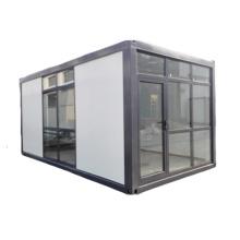 Bâtiment d'isolation de maison de conteneur