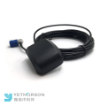 Sticker Mounting 3m Cable Magnetic Car gps Antenna With Fakra Connector