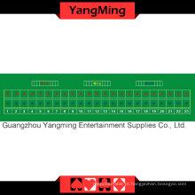 Baccarat Tabela Layout 23 P Verde (YMBL24G)
