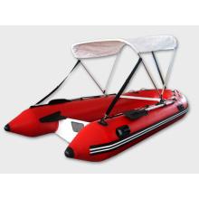 Rippe 360, Schlauchboot aus hochwertigem PVC-Material