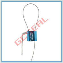 The Top Quality Double Lock Security Cable Seal WITH 1.5MM DIAMETER