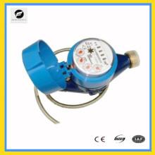 Medidor de agua inteligente prepago para residentes