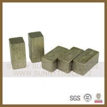 Diamant-Marmor-Segment für Klingenrohlinge (SY-DS-455)