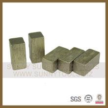 Мраморный алмазный сегмент для лезвие пустой (сы-ДС-455)