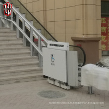 ascenseur de fauteuil roulant de vente bon marché ascenseur résidentiel bon marché ascenseur pour personnes à mobilité réduite
