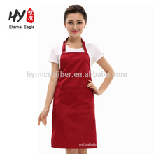 Natural comfortable canvas apron with high quality
