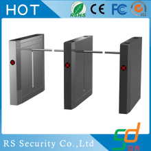RFID Security Equipment Drop Arm Turnstile Barrier