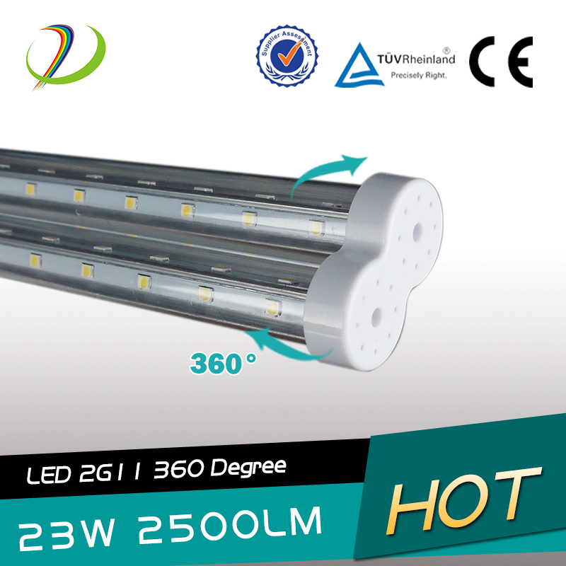 2G11 23W 4PIN lampe à tube led
