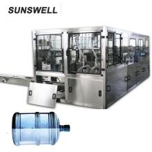 Automatic Barrel Water 5 Gallon Water Filling Machine