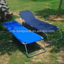 ConfortableThree Camping pliant Daybed