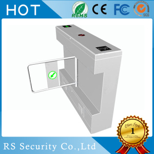 Pedestrian Barrier Gate Automatic Bridge Swing Turnstile