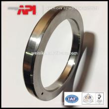 Wenzhou fábrica de fabricación de China directa ANSI estándar de acero brida junta