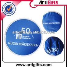 frisbee en tissu pliant promotionnel