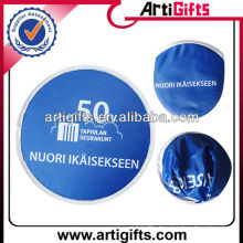 promotional folding cloth frisbee