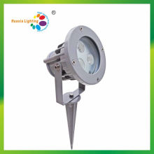 Aluminum LED Garden Spike Light