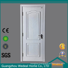 Solid Wooden Door with PVC Film and WPC Panel
