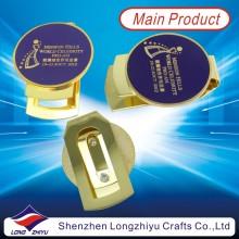 Qualifizierter Stanz-Metall-Emaille-Golf-Kappen-Clip (LZY-2013000010)