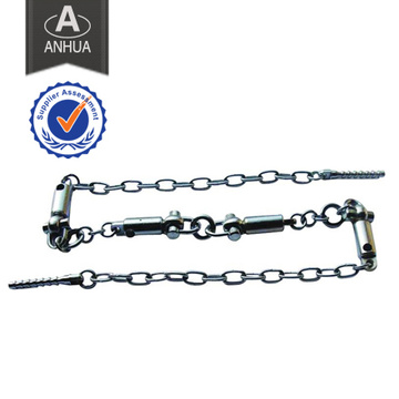 Multi-Functional Police Chain Handcuff Cuff