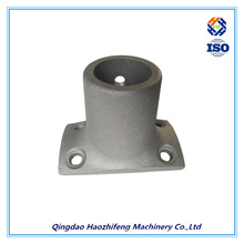 Aluminum Die Casting Banner Bracket for Playground and Outdoor Equipment
