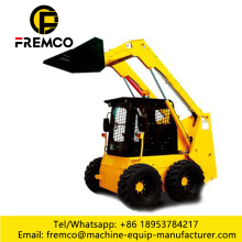 Hot Sale High Dump Skid Loader