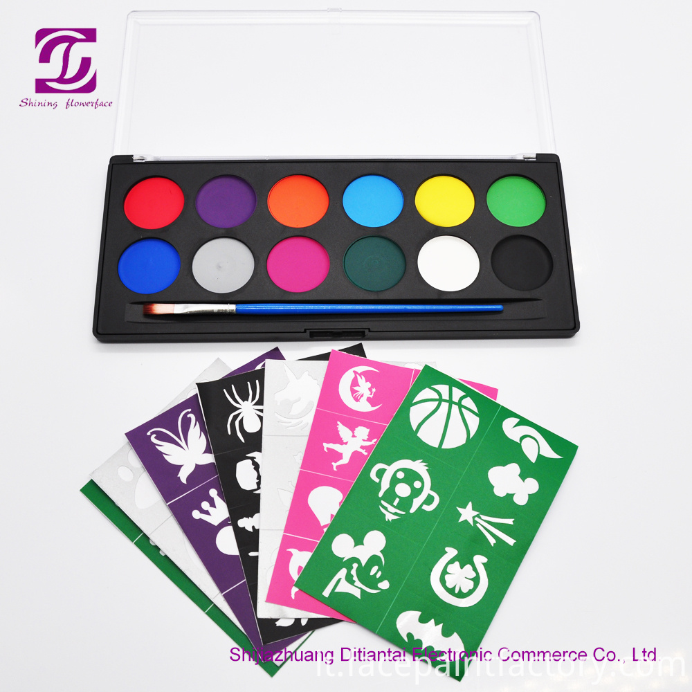 Face Paint Kit 1