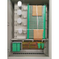 IP65 576-1152 Cores Fiber Optic Distribution Cabinet