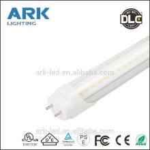 Soluções de retrofit de iluminação reator eletrônico compatível UL DLC T8 levou plug and play de tubo