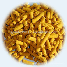 Brown Yellow Desulfuration Activated Carbon Goff Mercaptan Carbon