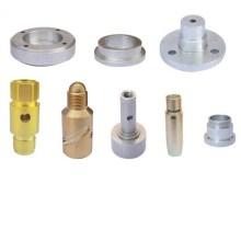High Grade CNC Lathe Aluminum Parts