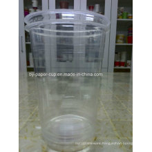 Large Capacity in 34oz Clear Plastic Cup with Good Quality