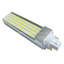 G24 G23 PLC 13W Dimmable SMD lâmpada LED para baixo luz