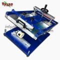 Glasflasche Siebdruckmaschine zum Verkauf Betrieb von Hand mit niedrigem Preis