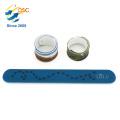 New Arrival Latest Design Wholesale Silicone Slap Bracelets