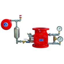 Cast Iron or Ductile Iron Wet Alarm Valve