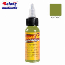 Solong tattoo 30ml 1 oz microblading pigment tattoo machine ink