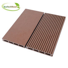 High Strength & Low Expansion WPC Decking Profile with Fsc, ISO, Ce Certification