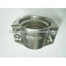 Abrazadera de seguridad SS y aluminio DIN2817
