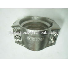 SS e Alumínio DIN2817 braçadeira de segurança