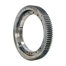 Четырехточечный контактный подшипник поворотного кольца 011.25.400