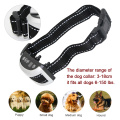 Safe Dog Training Collar a prueba de lluvia cargable