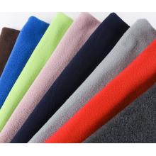 100% Polyester Polar Fleece Stoff