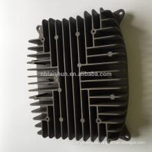El aluminio caliente de la venta funde el disipador de calor